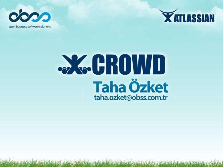 Atlassian Crowd