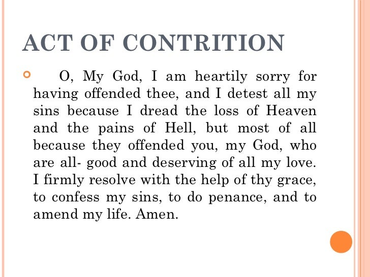 image relating to Act of Contrition Prayer Printable named 9 working day novena towards st.pio