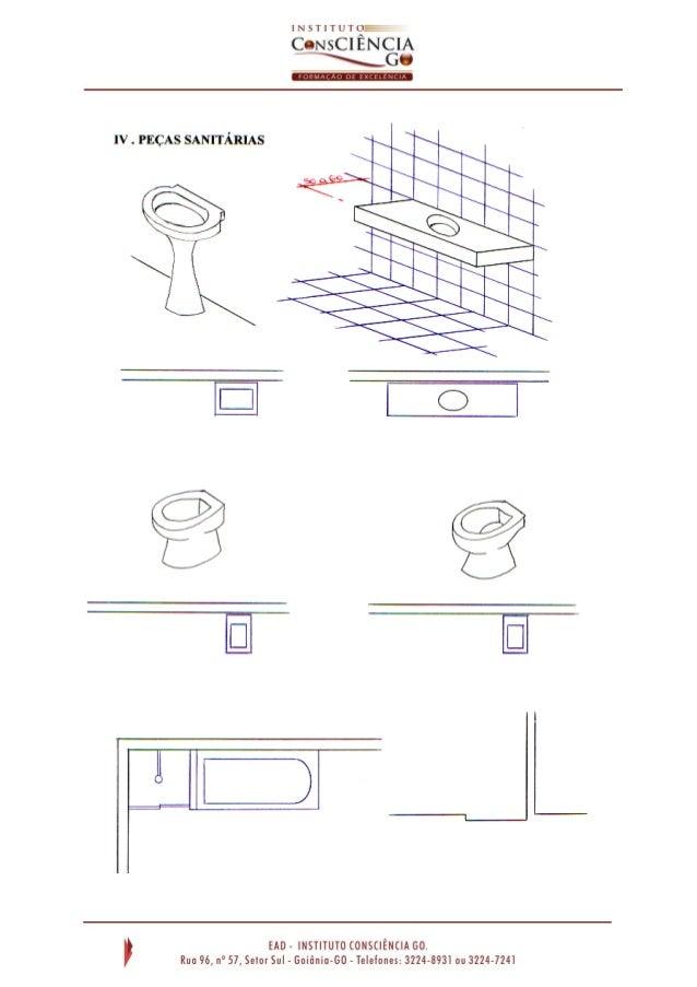 Extremamente Desenho arquitetônico BP63