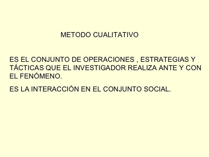 9 DiseñO MetodolóGico Slide 3