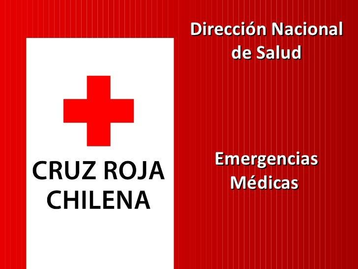 Dirección Nacional de Salud Emergencias Médicas