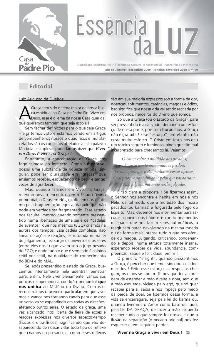 Associação Espiritualista Holocêntrica Cultural e Assistencial - Padre Pio de Pietrelcina                                 ...
