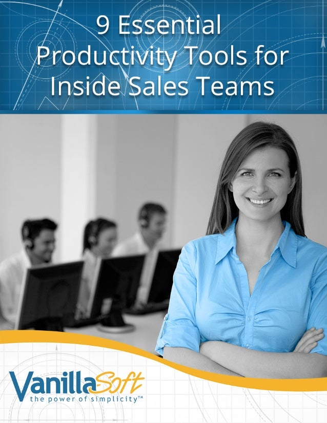 2 of 9 Executive Summary: In 2011, inside sales eclipsed outside sales by an astounding 300 percent (source: InsightSquar...