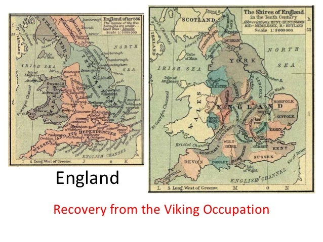 EnglandRecovery from the Viking Occupation