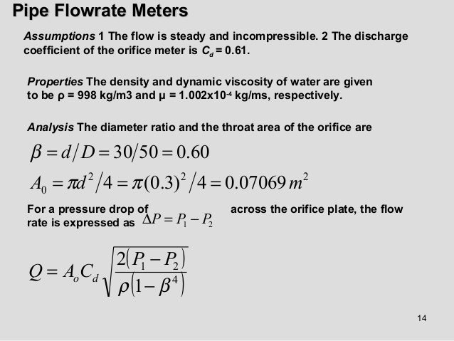 flow rate equation viscosity. 13; 14. pipe flowrate flow rate equation viscosity slideshare