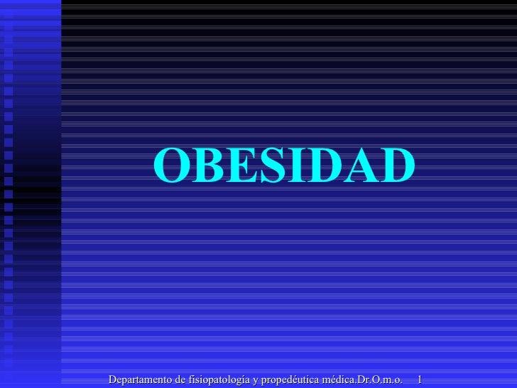9. Fp De La Obesidad