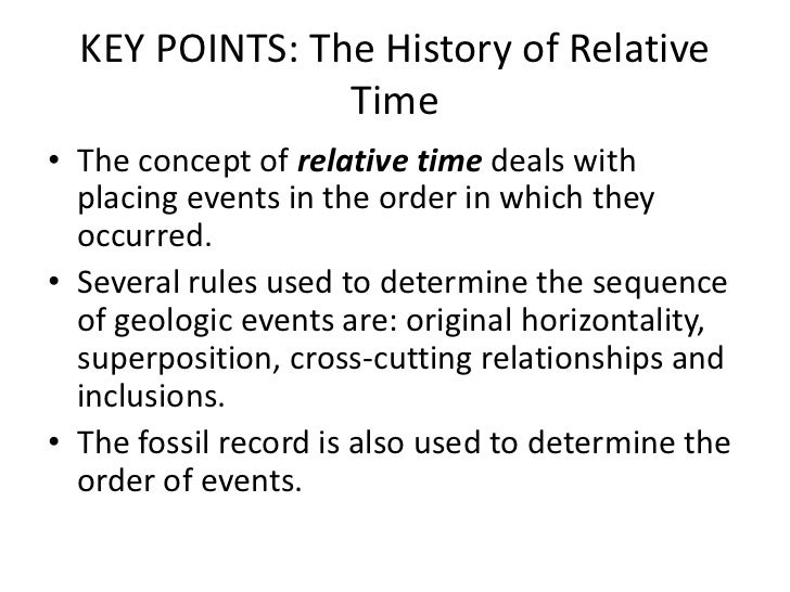 Geologic Time  Geologic Processes Past and Present   Uniformitarianism PLoS Blogs   Bell