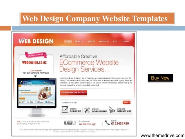 Best High Quality HTML Website Templates - Buy ecommerce website templates