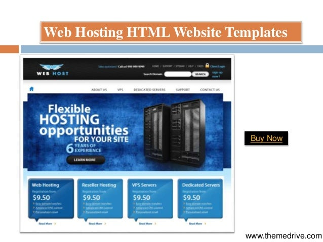 Best High Quality HTML Website Templates - Buy web templates