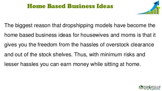 Home based business ideas for housewives and moms with low investment 8 ccuart Image collections