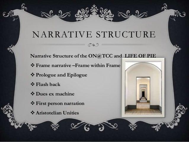 Paper 13 The New Literature....... TOPIC: Narrative structure.