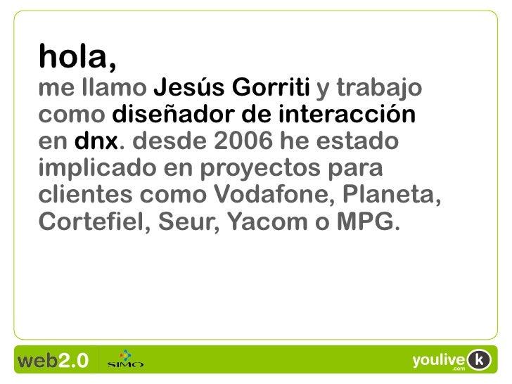 9 JesúS Gorriti Slide 2
