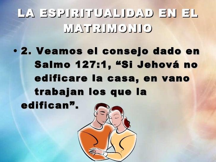Citas Biblicas Matrimonio Catolico : La espiritualidad en el matrimonio