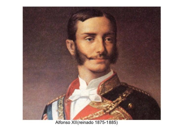Resultado de imagen para Foto de Alfonso XII