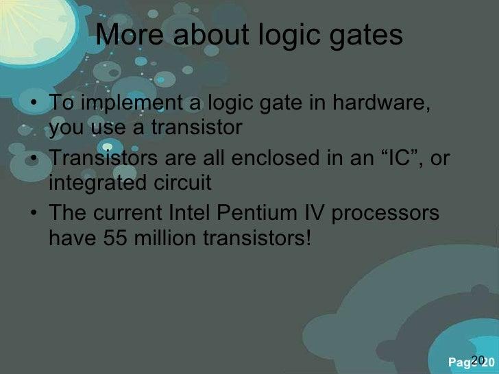 Perfect Online Logic Gates Gallery - Schematic Diagram Series ...