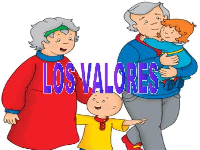  Los valores son las normas deLos valores son las normas deconducta y actitudes según lasconducta y actitudes según lascu...