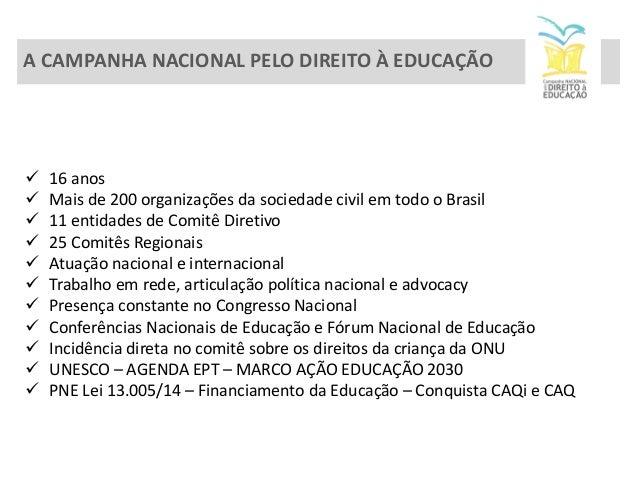 Portal do CAQi-CAQ www.custoalunoqualidade.org.br