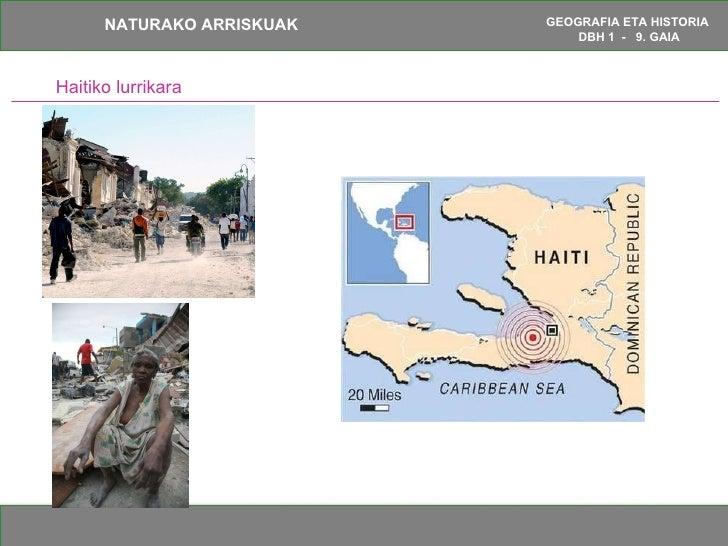 Haitiko lurrikara
