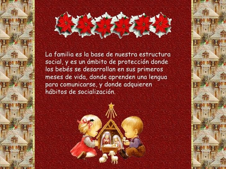 Mi mensaje navideño: La navidad es una festividad ...