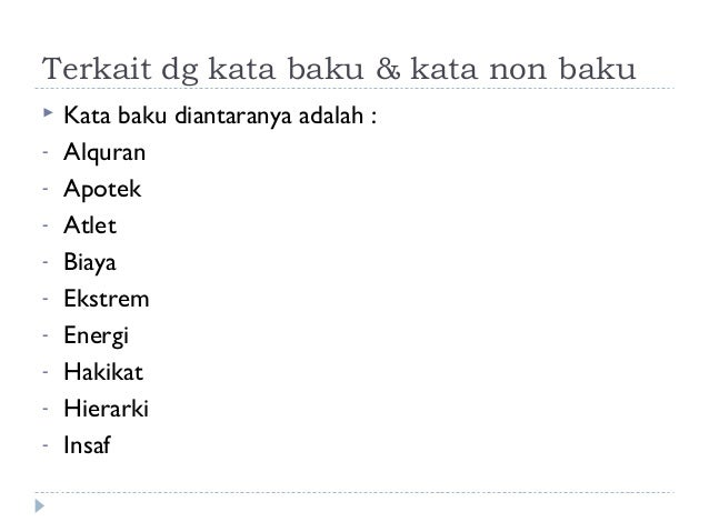 9 penulisan dengan ejaan bahasa indonesia yang disempurnakan