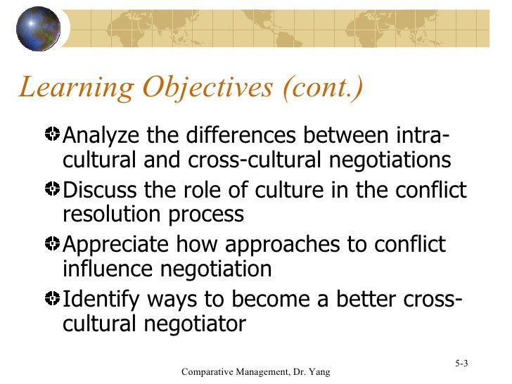 conflict resolution and the negotiation method Conflict resolution and negotiation skills for iwrm objectives • to understand  what is a water conflict and what is its nature • to introduce methods of conflict.