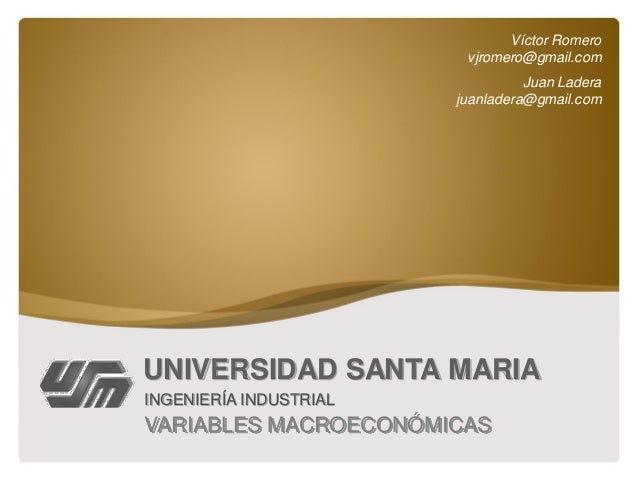 Víctor Romero                         vjromero@gmail.com                                  Juan Ladera                     ...