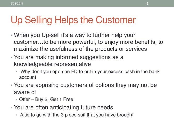9  sales training cross selling