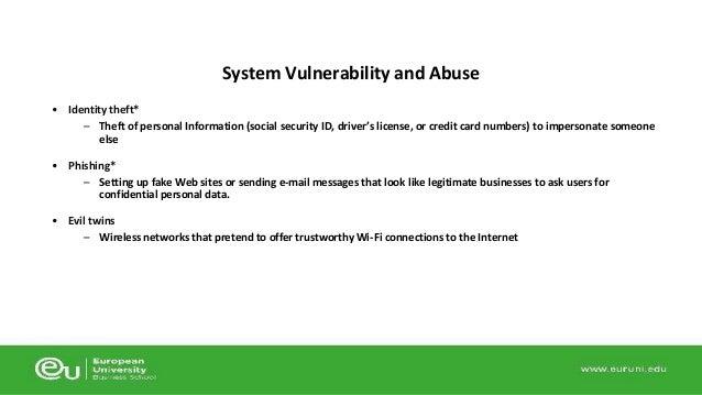 Computer internet security a social evil
