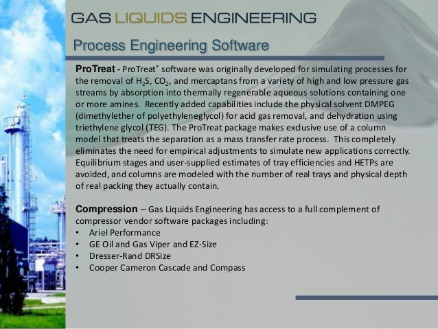 Gas Liquid Engineering - Presentation Brazil