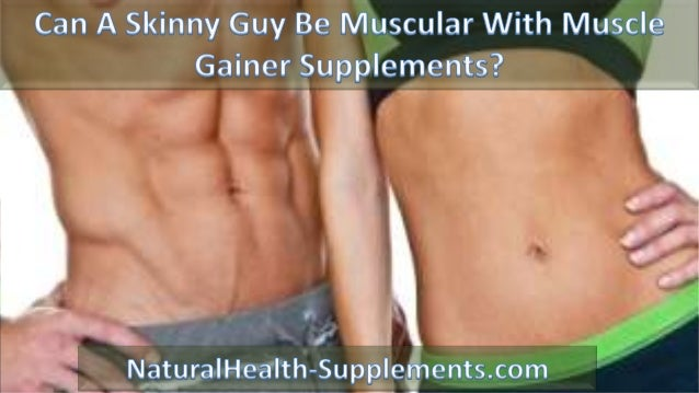 • Can a skinny guy be muscular with muscle gainer supplements? • This is a common question asked by many people across the...