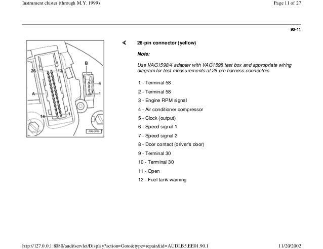 Wiring diagrams for audi a freddryer
