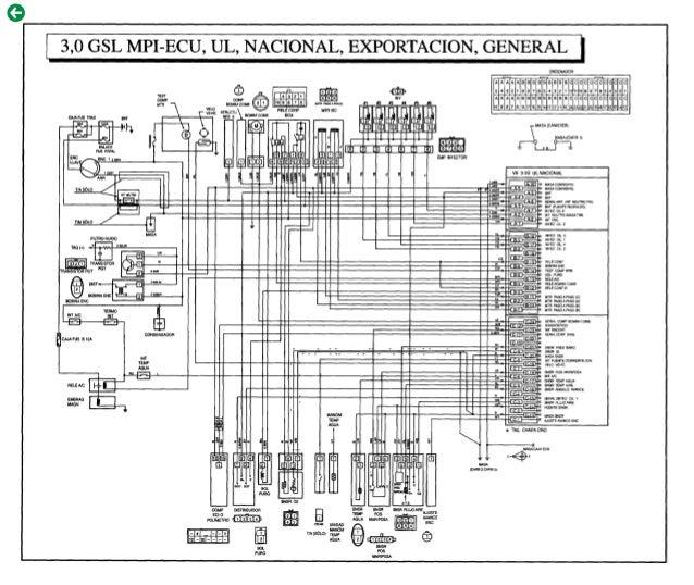 90 Diagrama De Hyundai Galloper