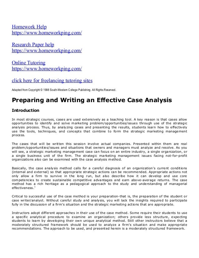 write paper literature review