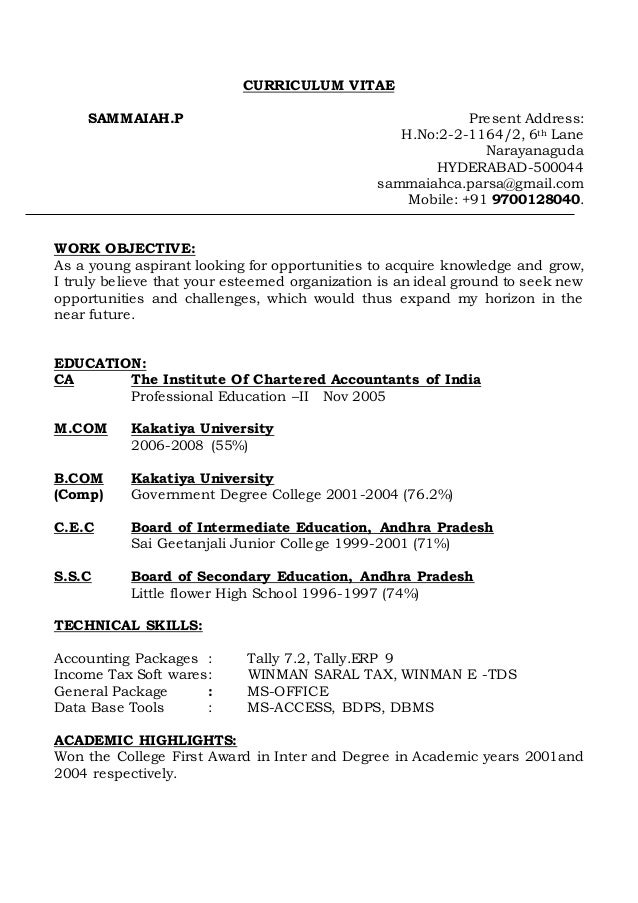sammaiah resume (Accounts & Finance )