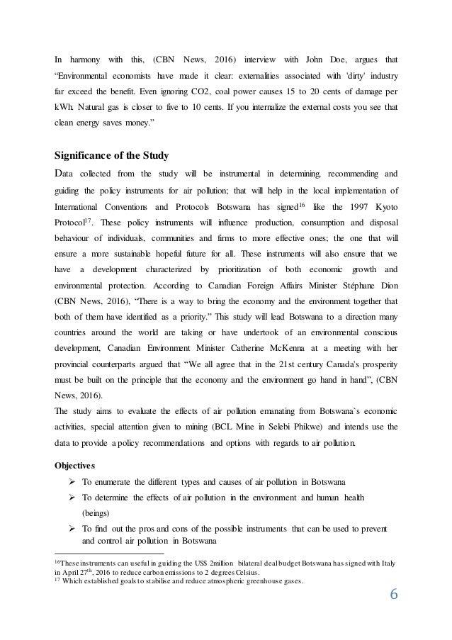 essay on needs of education degree