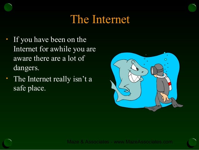 the dangers of allowing kids to have access on the internet Young children and their internet use august 2013 zero to eight access to the internet encounter when using the internet, eu kids.