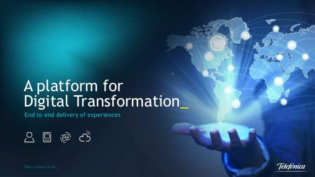 O2 Digital Transformation