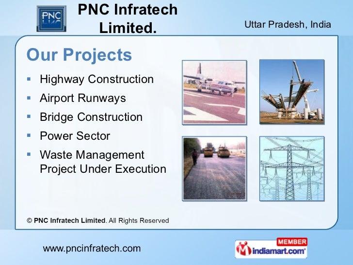 PNC Infratech Limited Uttar Pradesh India