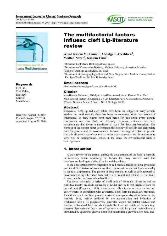 International Journal of Clinical Medicine ResearchInternational Journal of Clinical Medicine ResearchInternational Journa...