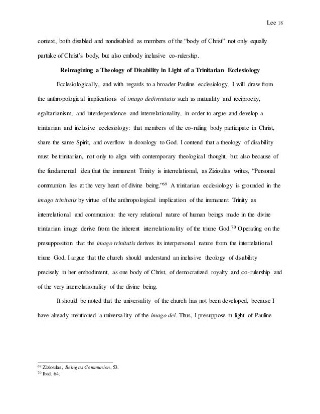 "theology of the body thesis Title: gaudium et spes 221: a commentary from the theology of st thomas aquinas abstract: the thesis shows how this key text from vatican ii is an authentic expression of the tradition and especially how it is ""the theology of the body and contraception: two irreconcilable concepts of the human person"" in a pure."
