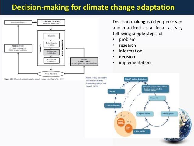 decision making in the changing environment essay Chapter 7 organizational structure and change changing their decision-making approach to a more decentralized style has helped caterpillar particularly if the company is operating in a stable environment[294] in fact.