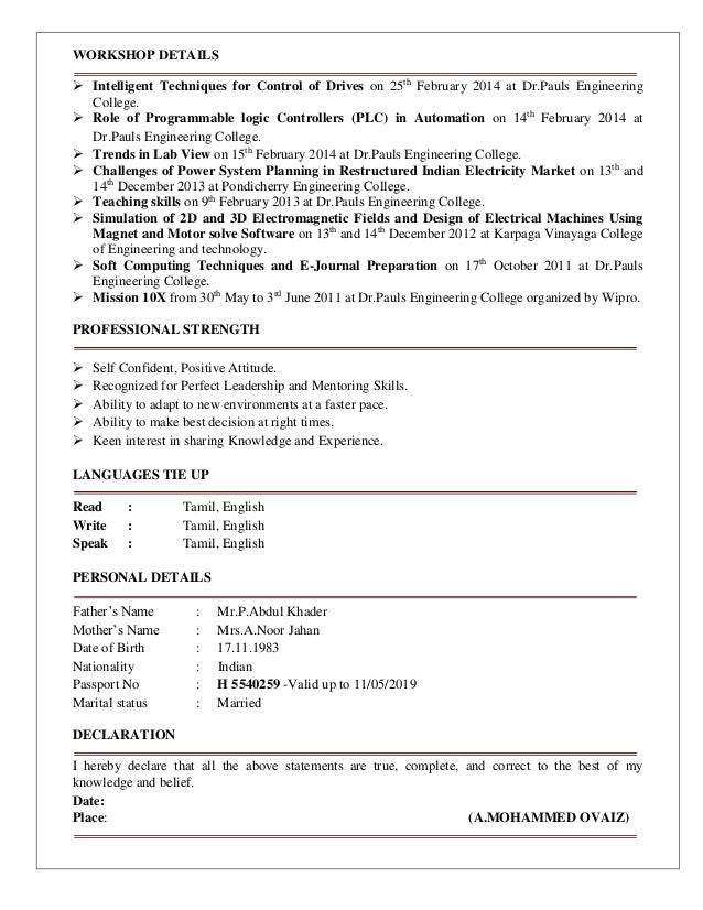 WORKSHOP DETAILS  Intelligent Techniques for Control of Drives on 25th February 2014 at Dr.Pauls Engineering College.  R...