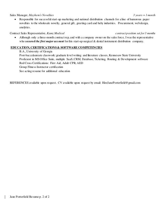 letter format example sales cellular resume 23522