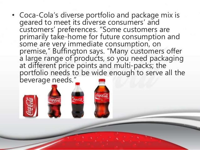material requirements planning coca cola The coca-cola company will work with a host of partners in the  how  specifically will 100% of the materials coke puts into the marketplace be  collected and recycled  because no one can do this alone, we plan to work  with many  increased demand will make sustainable materials more cost  effective.