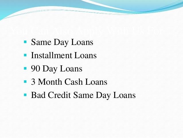 Worldwide payday loans image 1