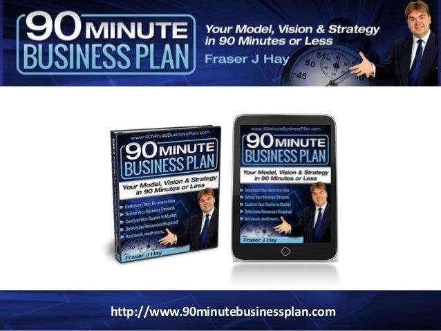 http://www.90minutebusinessplan.com