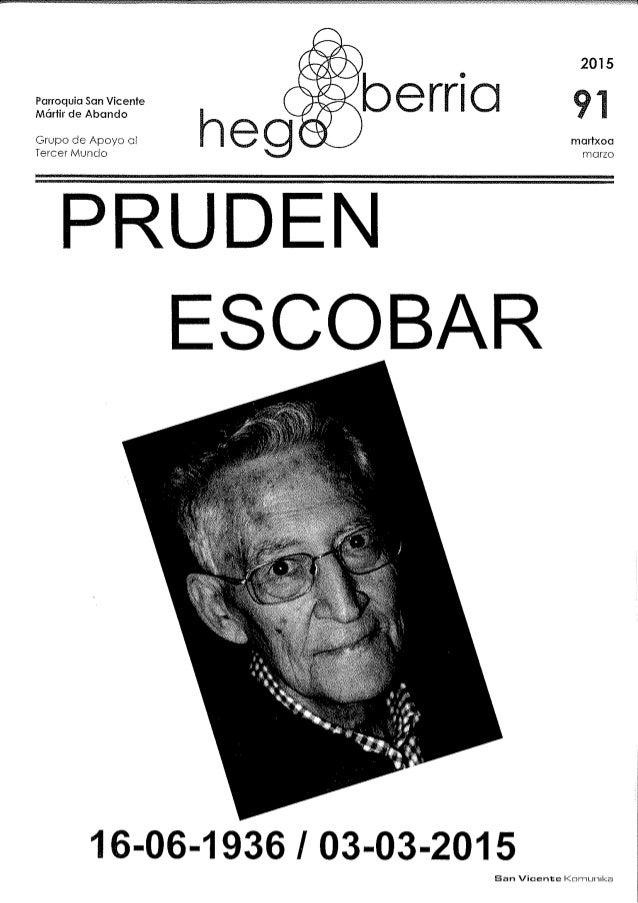 HegoBerriak 91 . marzo 2015 p.escobar