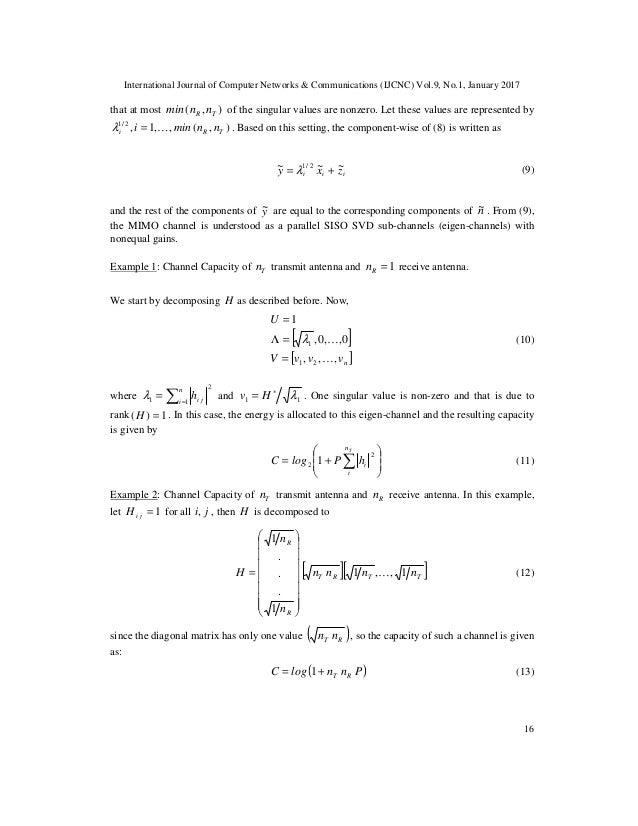 Singular Value Decomposition Principles And Applications In Multiple
