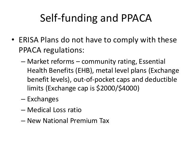 Self-Funding & TPA Services