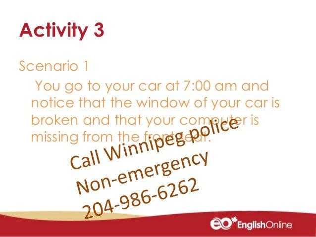 911 for blaine